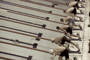 Atos Olympic Games male swimmers diving two London 2012 by Atos on Flickr